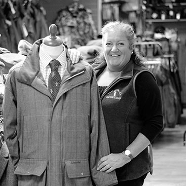 Country Clothing Manageress
